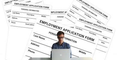 Busqueda de trabajo especifico