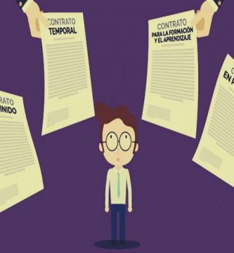 Tipos de contrato laboral o contrato de trabajo que existen actualmente